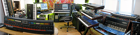 STUDIO REPAIR Ante-Room